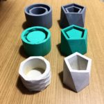 Borracha de silicone com exatos 3% de catalisador